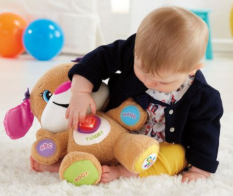 Laugh & Learn Fisher-Price Laugh And Learn Smart Stages Sis Toy- English Edition - image 7 of 9