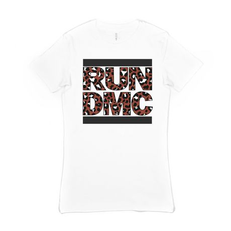 556288eb RUN DMC Women's Crew Neck Short Sleeve T-Shirt | Walmart Canada