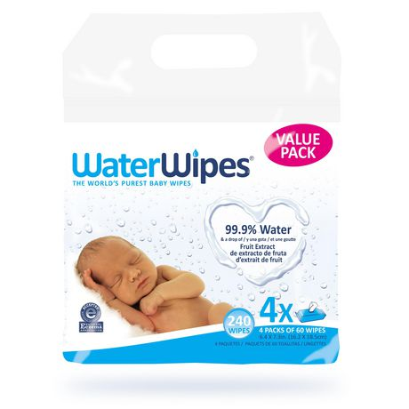 WaterWipes Sensitive Baby Wipes - image 2 of 6
