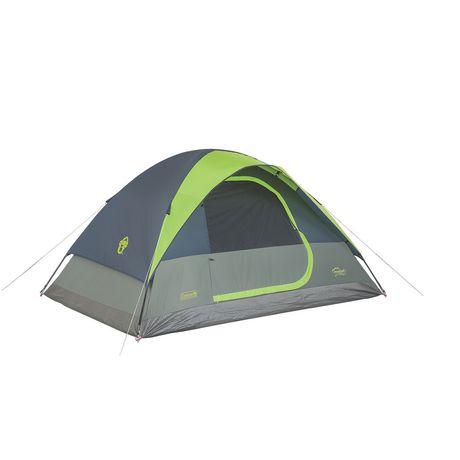 sc 1 st  Walmart Canada & Coleman Highline II™ 4 Person Dome Tent | Walmart Canada