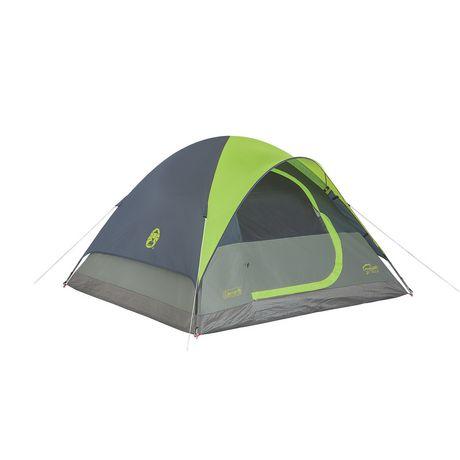 sc 1 st  Walmart Canada & Coleman Highline II™ 6 Person Dome Tent | Walmart Canada
