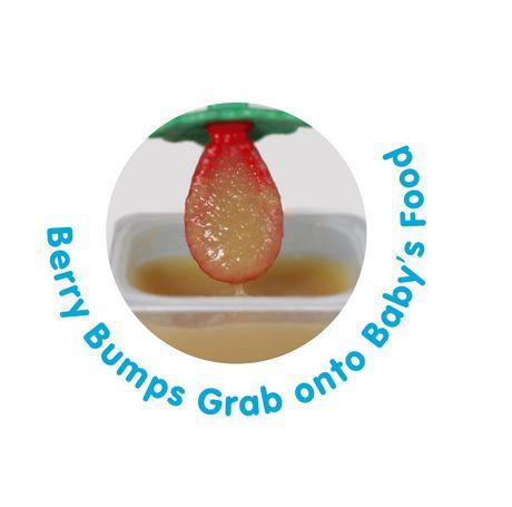 RaZbaby RaZ-Berry Silicone Spoon - image 4 of 6