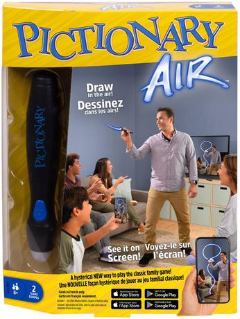 Pictionairy Air Game - French Edition - image 1 of 9