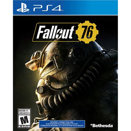 Fallout 76 (Playstation 4) - image 1 of 8