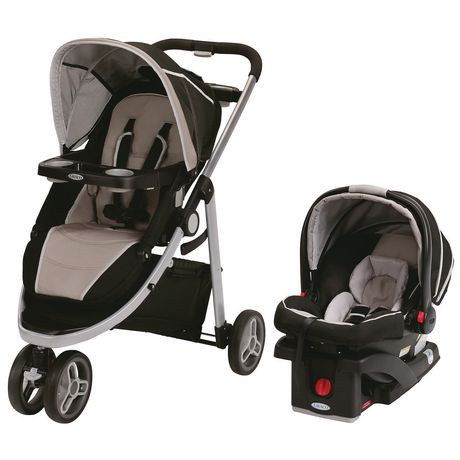 Graco Click Connect 35 3-in-1 Infant Stroller | Walmart Canada