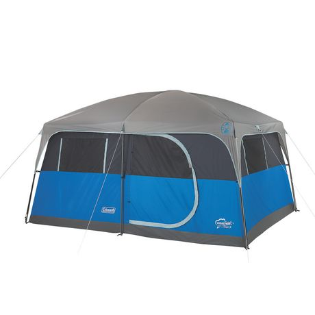 Coleman Cypress Valley 7 Person Cabin Tent - image 1 of 6