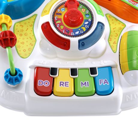 VTech® English Version Sit-to-Stand™ Learn & Discover Table - (Walmart Exclusive) - image 3 of 6