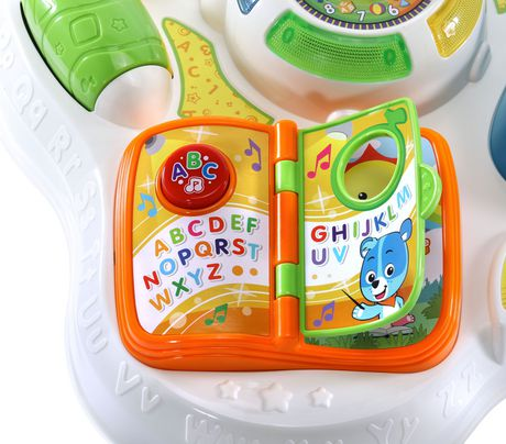 VTech® English Version Sit-to-Stand™ Learn & Discover Table - (Walmart Exclusive) - image 4 of 6
