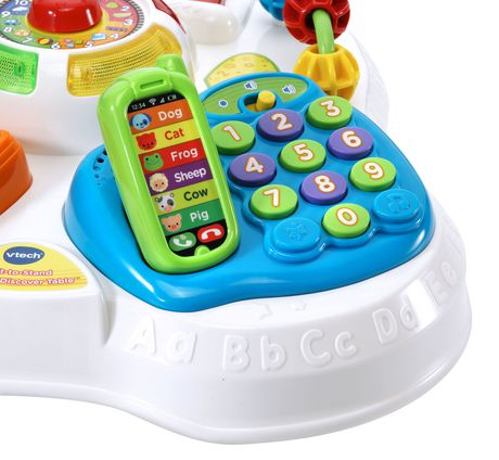 VTech® English Version Sit-to-Stand™ Learn & Discover Table - (Walmart Exclusive) - image 5 of 6