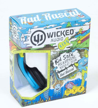 Wicked Audio Rad Rascal Headphones - image 3 of 4
