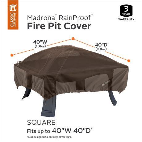 Housse de Foyer carrée Madrona Rainproof de Classic Accessories - image 2 de 9
