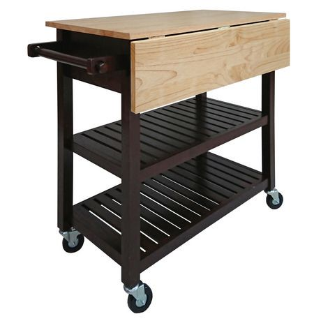chariot de cuisine langdon walmart canada. Black Bedroom Furniture Sets. Home Design Ideas