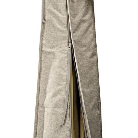 Housse de parasol de patio Montlake FadeSafe de Classic Accessories - Housse robuste pour meuble d'extérieur avec revers imperméable, Petite - image 9 de 9