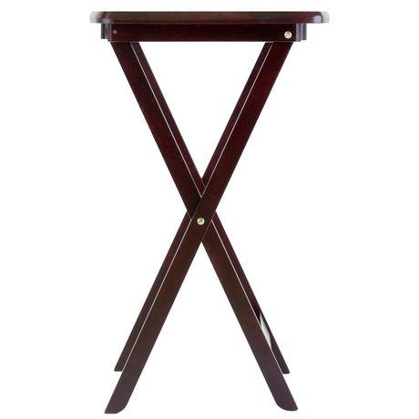 Ensemble de tables à collations surdimensionné 5 pièces Dylan - image 7 de 9