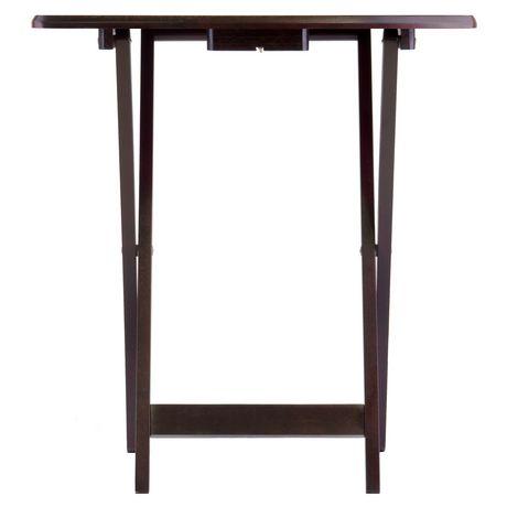 Ensemble de tables à collations surdimensionné 5 pièces Dylan - image 8 de 9