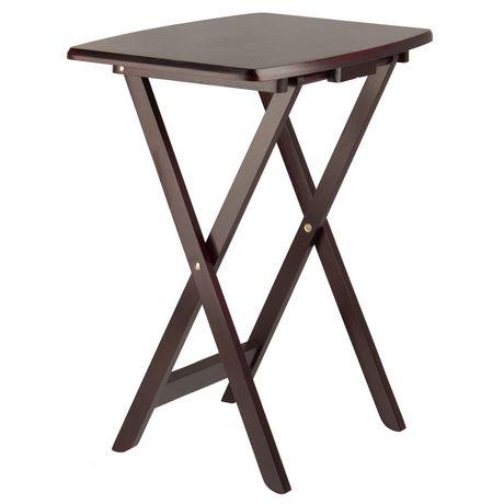 Ensemble de tables à collations surdimensionné 5 pièces Dylan - image 9 de 9