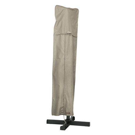 Housse de parasol de patio Montlake FadeSafe de Classic Accessories - Housse robuste pour meuble d'extérieur avec revers imperméable, Petite - image 1 de 9