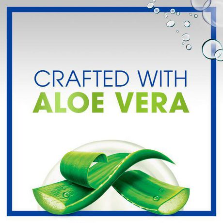 Head and Shoulders Aloe Vera 2in1 Shampoo for Dandruff - image 4 of 4