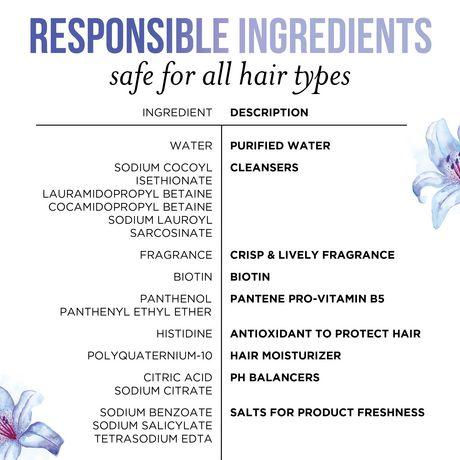 Pantene Pro-V Nutrient Blends Illuminating Colour Care Shampoo - image 5 of 7