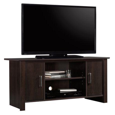 Sauder® Sauder Select Panel TV Stand, Cinnamon Cherry, 423659 - image 1 of 4