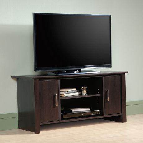Sauder® Sauder Select Panel TV Stand, Cinnamon Cherry, 423659 - image 3 of 4