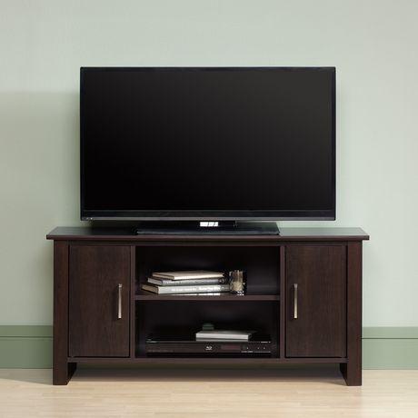 Sauder® Sauder Select Panel TV Stand, Cinnamon Cherry, 423659 - image 2 of 4