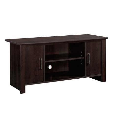 Sauder® Sauder Select Panel TV Stand, Cinnamon Cherry, 423659 - image 4 of 4