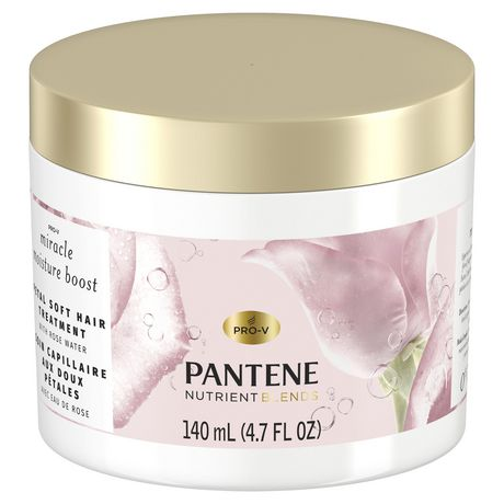 Pantene Pro-V Nutrient Blends Miracle Moisture Boost Hair Treatment - image 3 of 7