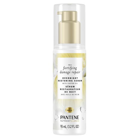 Pantene Pro-V Nutrient Blends Fortifying Damage Repair Overnight Restoring Serum - image 1 of 7