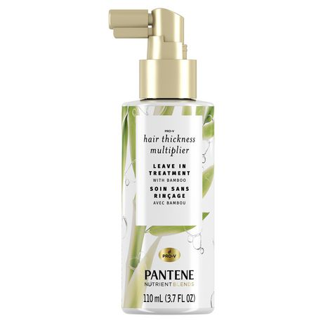 Pantene Pro-V Nutrient Blends Hair Thickness Multiplier with Bamboo Leave In Treatment - image 1 of 6