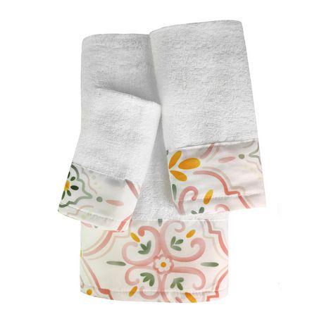Tamara Printed Cotton Towel Set - image 1 of 1