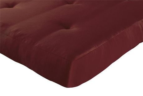 worldwide ff side solid by right futon black blown double product outlet cheap mattress foam