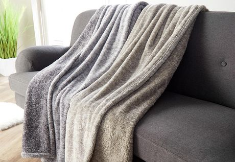 Snuggle Throw Blanket - image 3 of 3