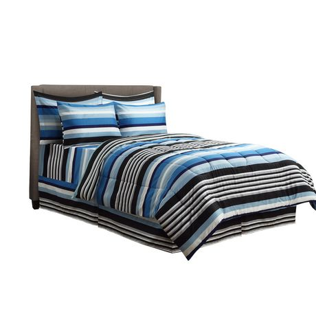 Horizon 8 Piece Comforter Set - image 1 of 3