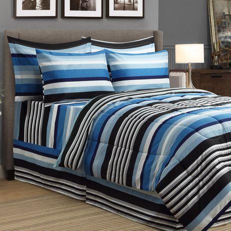 Horizon 8 Piece Comforter Set - image 2 of 3