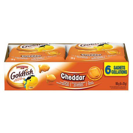 Goldfish Cheddar Snack Pack - image 1 of 2