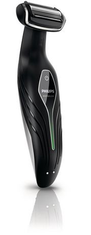 philips bodygroom body groomer rasoio plus