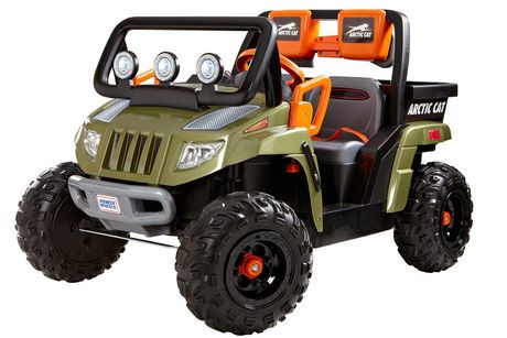 Fisher Price Power Wheels Arctic Cat Ride On Reviews