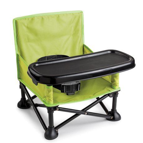 Siège rehausseur portatif Pop 'n Sit de Summer Infant - image 1 de 8