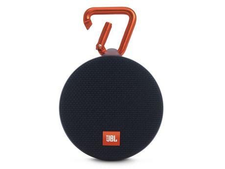Haut-parleur Bluetooth portable Ultra Clip 2 de JBL en noir - image 2 de 6