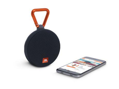 Haut-parleur Bluetooth portable Ultra Clip 2 de JBL en noir - image 6 de 6