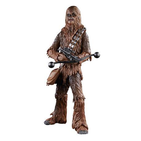 Star Wars The Black Series 40th Anniversary Chewbacca - image 3 of 4