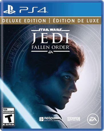 Star Wars Jedi Fallen Order - Deluxe (PS4) - image 1 of 8