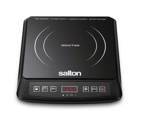 Salton Portable Induction Cooktop ID1948 - image 1 of 4