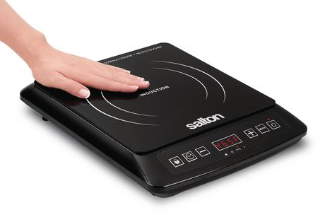Salton Portable Induction Cooktop ID1948 - image 2 of 4