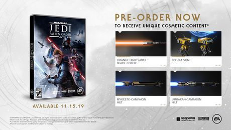 Star Wars Jedi Fallen Order (CIAB - ENG) PCWIN - image 2 of 8