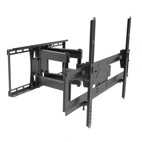 prime mounts full motion heavy duty tv wall mount 32 75 walmart canada. Black Bedroom Furniture Sets. Home Design Ideas