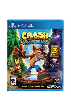 Crash Bandicoot: N-Sane Trilogy (PS4) - image 1 of 7