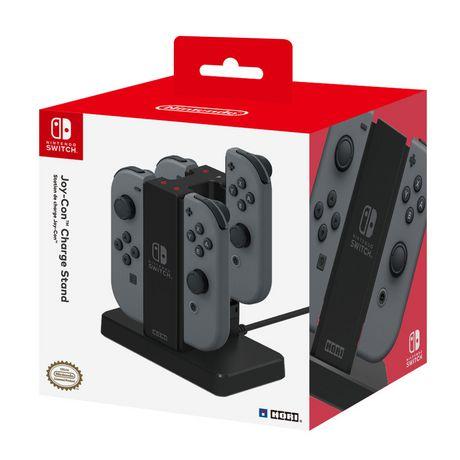 Multi-Chargeur Joycon pour Nintendo Switch - image 1 de 4