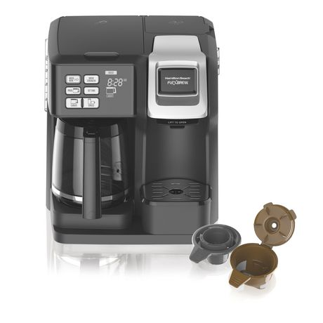 Hamilton Beach Flexbrew 2 Way Coffee Maker Walmart Canada